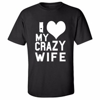 Tailored Shirts Short Sleeve Top Crew Neck Mens OKnown Funny Mens T Shirt Top I Love