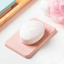 Простой коврик для мыла быстросохнущее мыло диатомит коврик Портативный Кухня Ванная комната мыльница водопоглощение нескользящий дезодорант мыло коврик