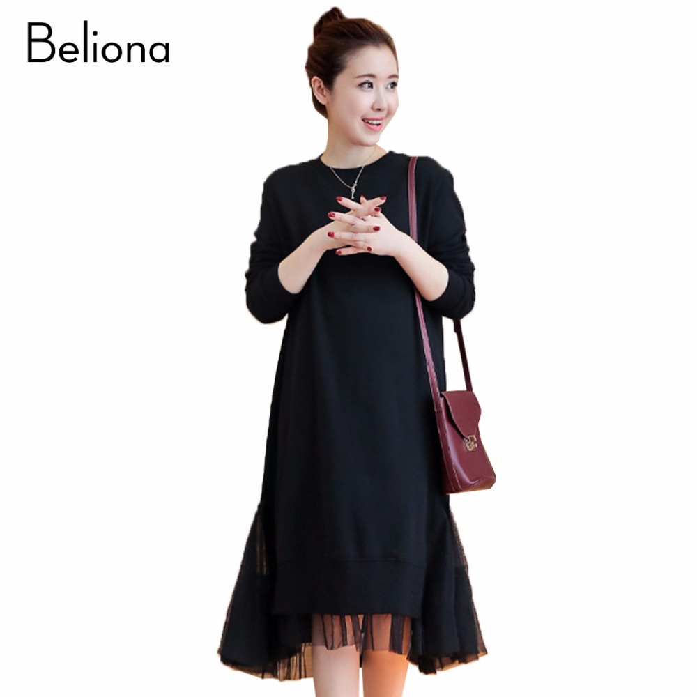Online Get Cheap Maternity Dresses Black -Aliexpress.com | Alibaba ...
