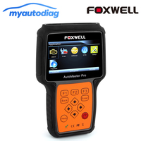Foxwell NT624 Multi Car Brand Engine Transmission ABS Airbag SRS Crash Data Reset Diagnostic Tool For