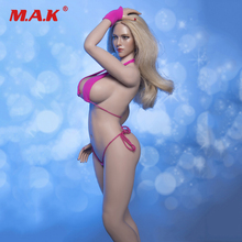 9 Skins 1/6 European Super Flexible Sexy Seamless Large Bust Female Body Metal Skeleton Detachable/Non Detachable Foot Model-in Action & Toy Figures from Toys & Hobbies on Aliexpress.com | Alibaba Group