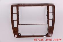 FOR VW Passat B5 mahogany Style dashboard frame Radio Upgrade panel 3B0 858 069