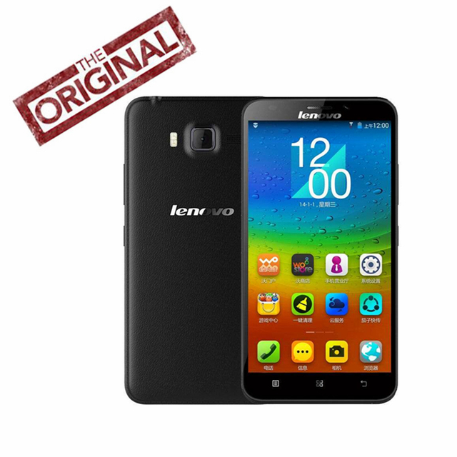 5d321498ab6 100% Original New Lenovo A916 Cell Phone Android 4.4 MTK6592 Octa core  1.4GHz 1G RAM 8G ROM 720x1280P 13.0MP Camera 4G LTE