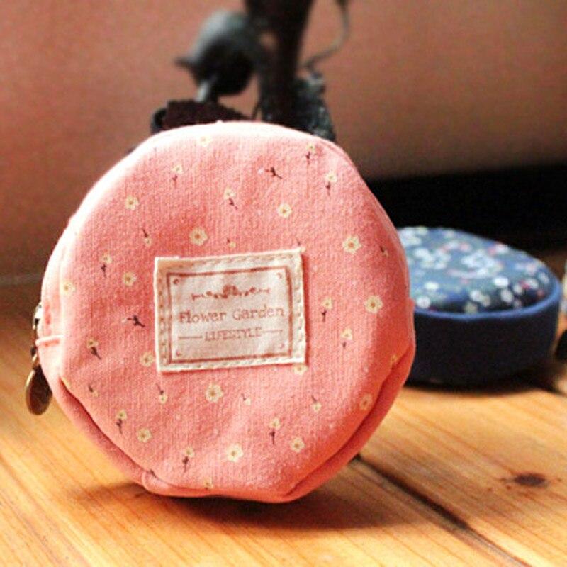 Для женщин Путешествия организации Красота Косметика Make Up хранения милые леди мыть мешки цветочные циркуляр Водонепроницаемый сумки посыл...