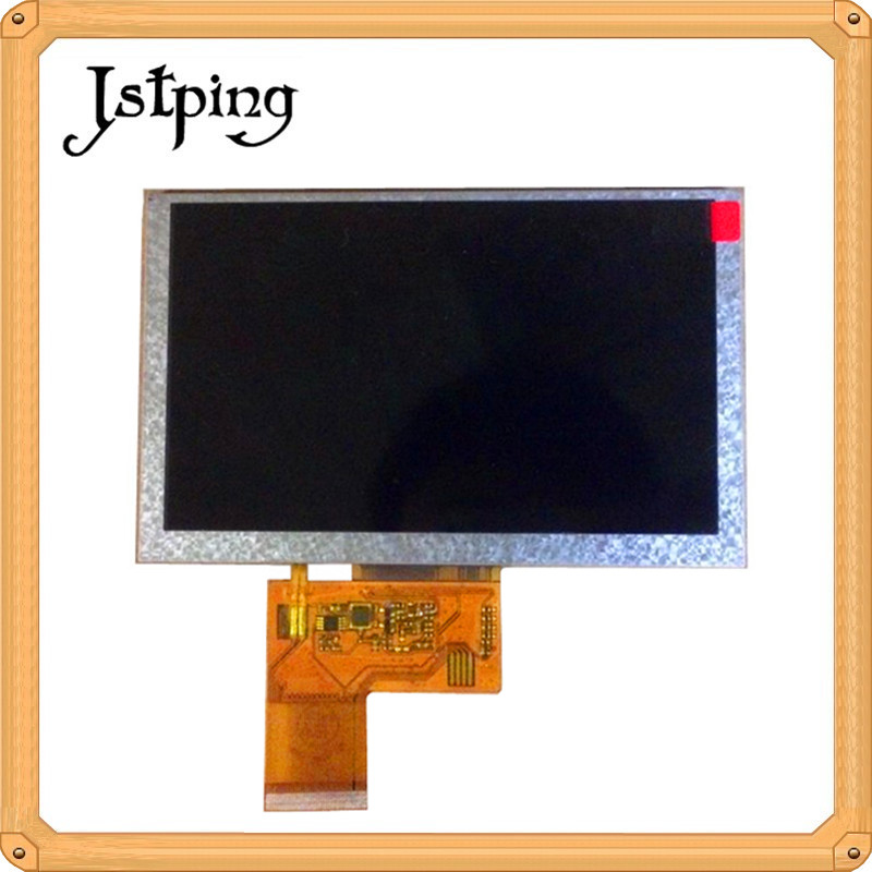 New LCD screen Monitor Driver Board KD50G23-40NB-A1 Car Portable display panel