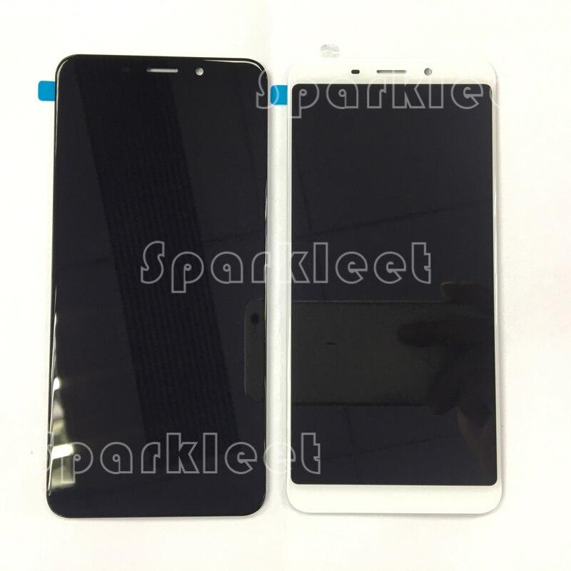 5.7 écran LCD pour M6S Meilan S6 bleu charme S6 LCD Module d'affichage écran tactile numériseur assemblée pièces de réparation de téléphone portable