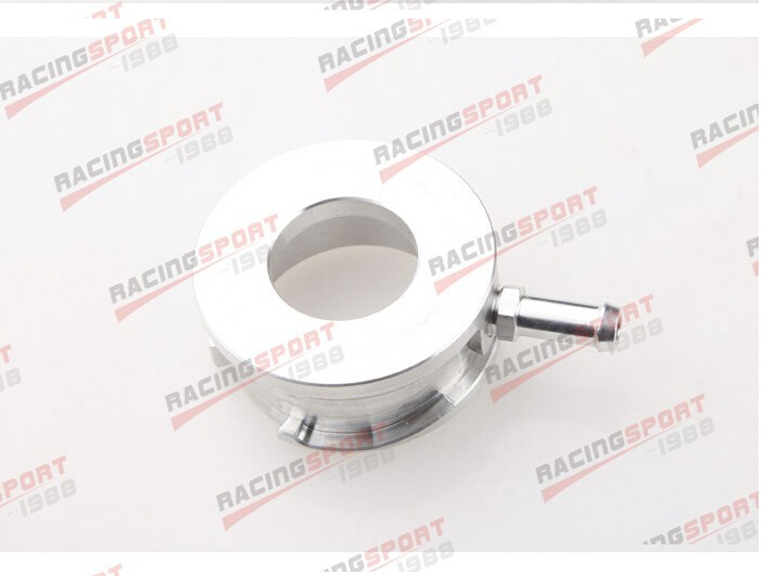 Weld On Radiator Filler Neck Billet Aluminum Opening ID 1 1/4 Overflow