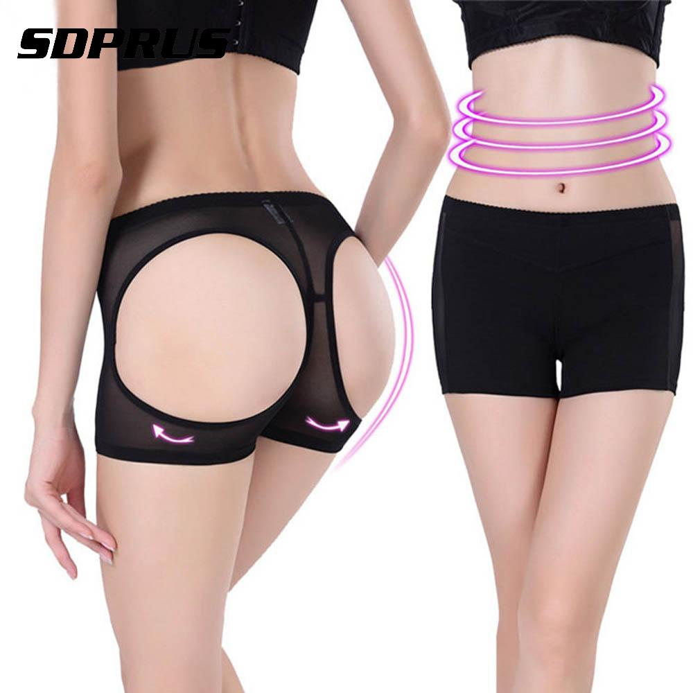Careful Women Seamless Shapewear Body Shaper Underpants Knickers Shorts Underwear S72 Women's Intimates