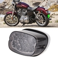 LED Tail Light for Harley Davidson Motorcycle Stop Lamp Xl FLH FX Brake Light