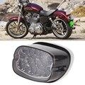 Luz Trasera LED para Harley Davidson Xl FX FLH Luz de Freno de Parada de La Lámpara
