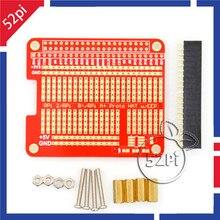 DIY Proto Hat Shield for Raspberry Pi 2 Model B / B+ / A+