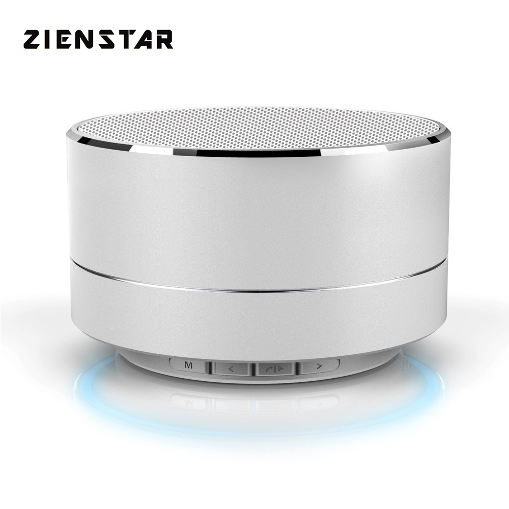 ZIENSTAR A10 Bluetooth Speaker Wireless Mini Portable Speaker With TF Card , Phone Call Answer