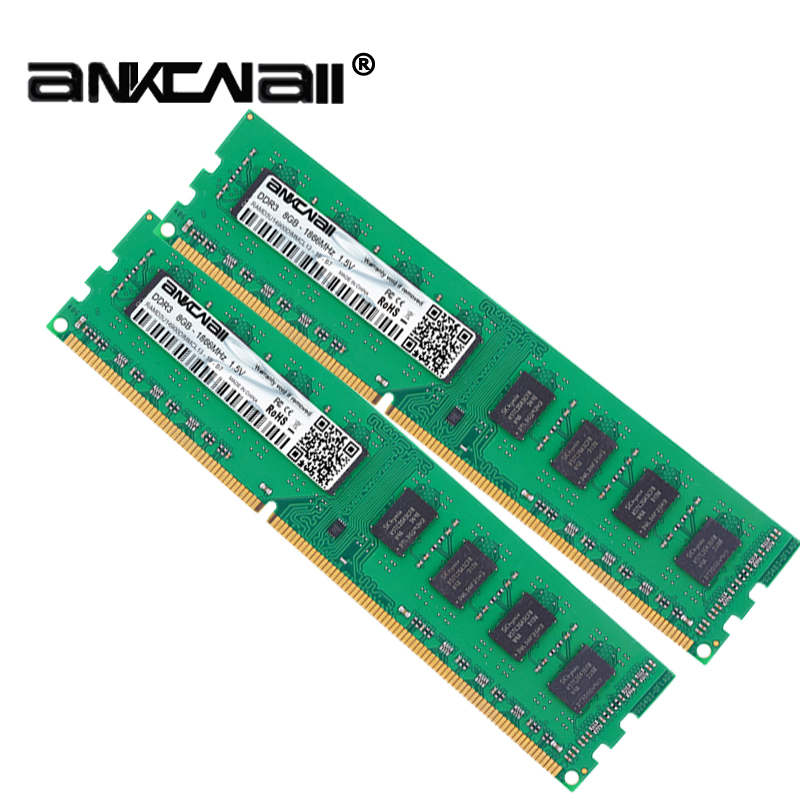 1 x 8GB 8GB DDR3 1866MHz PC3-14900 240-PIN DIMM MEMORY RAM FOR DESKTOPS//PCs