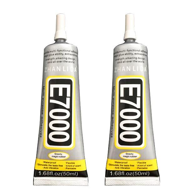 50ml E7000 Accessories Diy Drill Point Drill Glue Plastic