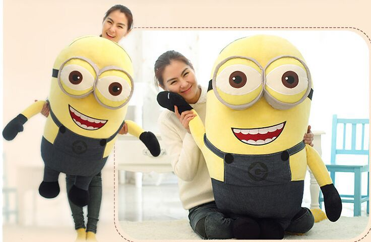 huge 100 cm plush toy jeans Minions hugging pillow Christmas gift w800 huge 120 cm turtle plush toy big head tortoise doll throw pillow christmas gift w1903