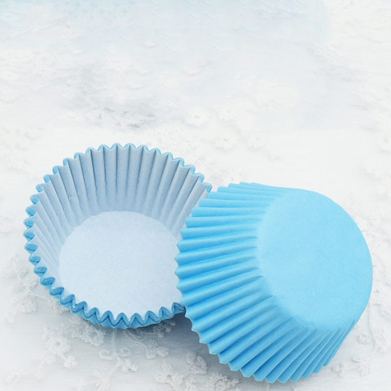 Cup Cake Case For Plush Tools Cookie 100PCS Mini Cupcake Liner Wrapper Cup New