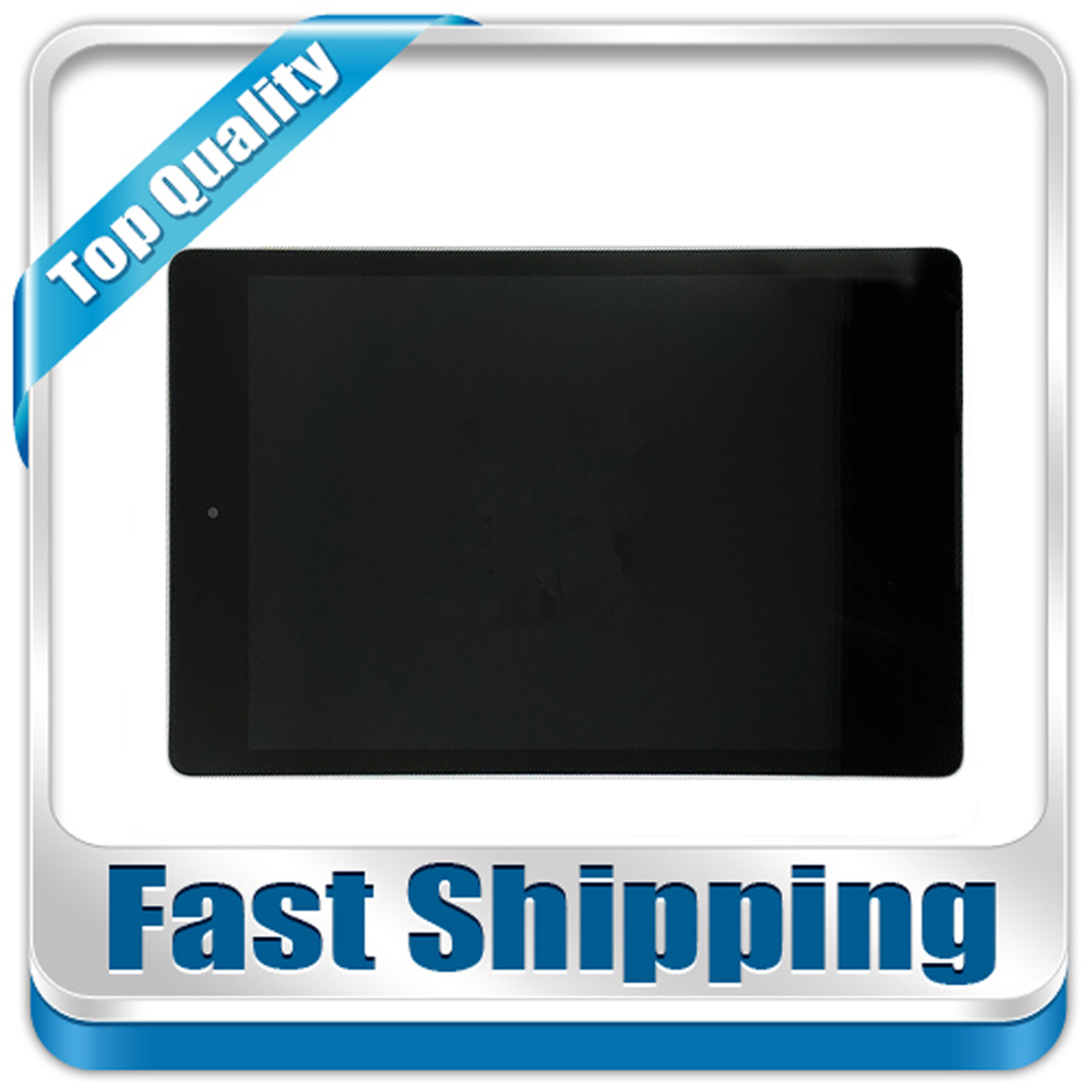 Nouveau Pour Google Nexus 9 LCD de Remplacement Affichage Écran Tactile Digitizer Verre avec Cadre Assemblée 8.9-pouces Noir
