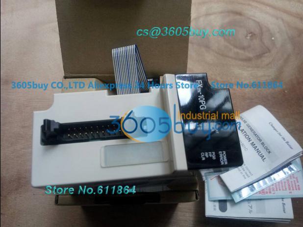 NEW Original Pulse Positioning Module fx2n-10pg Brand 1 Year Warranty