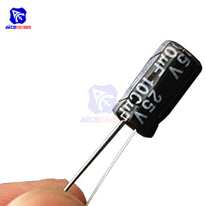 Image 2 - 200PCS 15 ערך אלומיניום אלקטרוליטי קבלים 10V 16V 25V 50V 0.1μF 0.22μF 1μF 3.3μF 10μF 47μF 100μF 220μF נמוך ESR קבלים