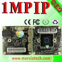 1mp surveillance 720P cctv ip camera hi3518 module Onvif protocol mini kamera Module Cloud Function P2P camera mainboard 38*38MM