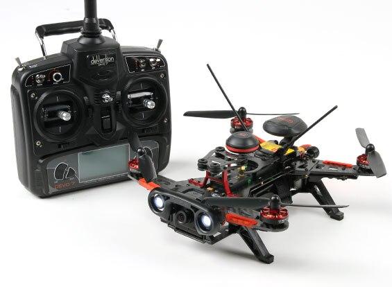 ФОТО dhl shipping walkera runner advance 250 rtf gps fpv quadcopter  devo 7/ battery/ full hd dvr 1080p camera / vtx / osd