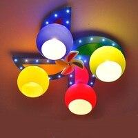 children's boys and girls Children toy modern Kindergarten room lights bedroom ceiling LED creative cartoon baby ET13