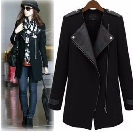 European-style-new-2015-women-autumn-winter-fashion-Cashmere-cardigan-coat-medium-long-female-trench-outerwear (2)