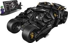 Lele 34005 decool 7111 super heroe 76023 batman tumbler bloki Cegieł Nowy rok Prezent Zabawki dla dzieci Kompatybilny z lego