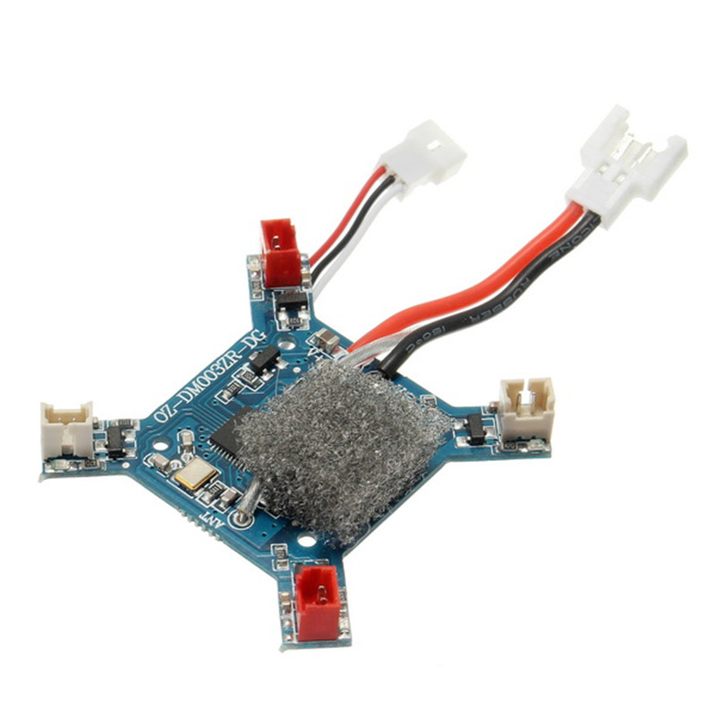 Original DM002 RC Multirotor Quadcopter Accessories Receiver For RC Models Remote Control Transmitter DIY original aosenma cg035 rc quadcopter spare part gps receiver board for rc models toys multirotor transmission accs