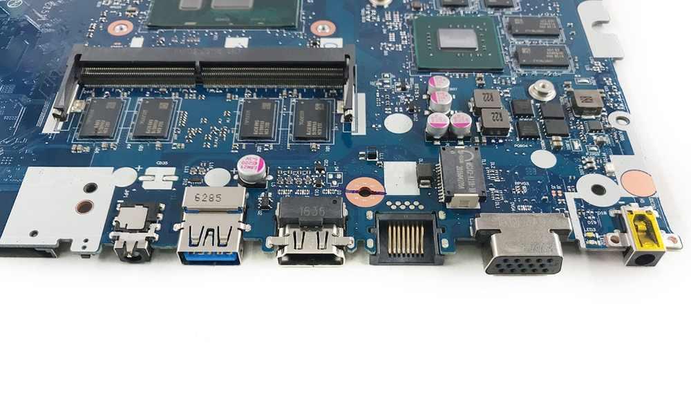 KEFU NM-A751 اللوحة لينوفو 310-15ISK 510-15ISK اللوحة المحمول i3-6100U 4 جيجابايت رام GT940M-2G اللوحة الأم اختبار الأصلي