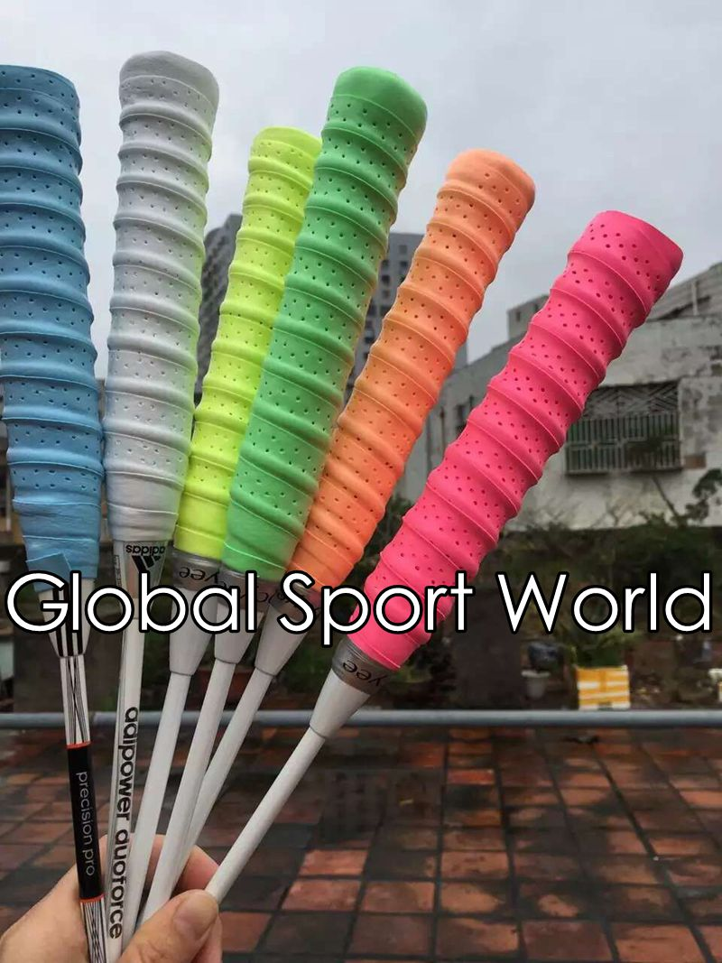 20 pcs G99 EVA anti-skid Tennis Racket Overgrip candy color Badminton rackets over Grips