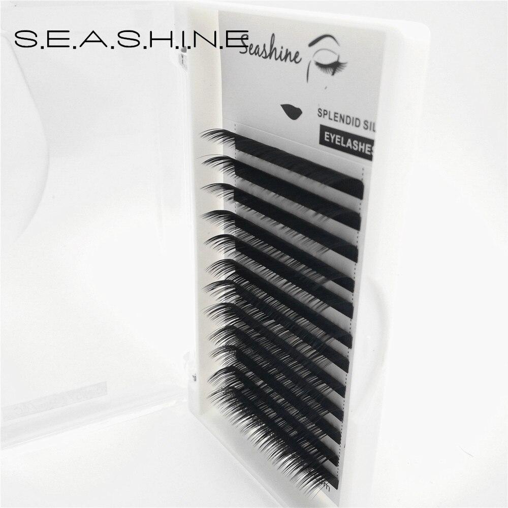 Tesoura de Maquiagem onda 12 linha/volume bandeja extensão Lashes&custmozied&label Customized : Support