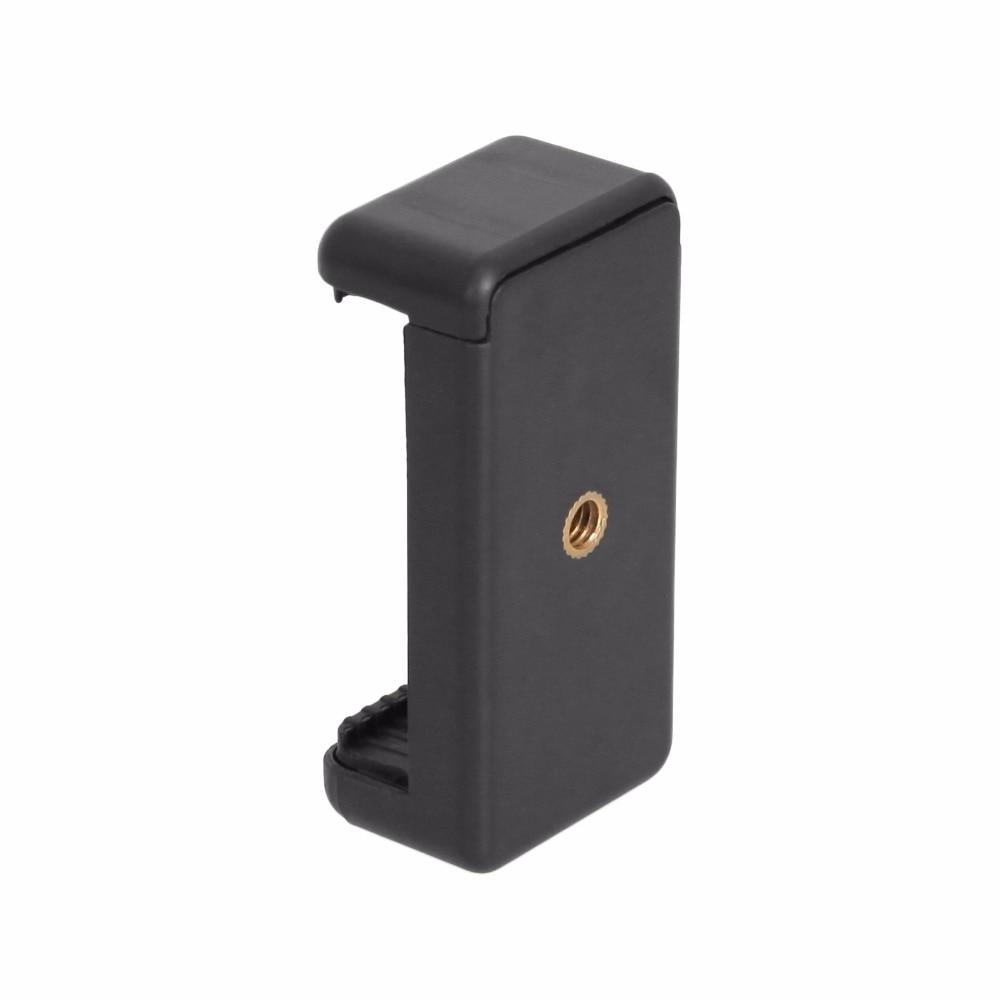 Universal Smartphone Holder Clip Mount Bracket Stands Selfie Stick For Tripod E-type Extendable Holder (3)