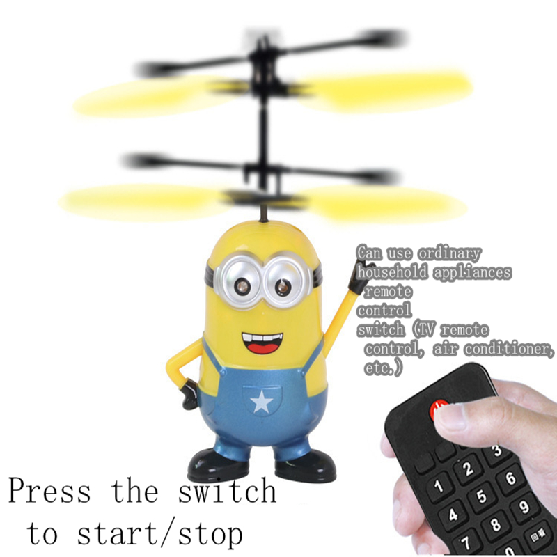 Image 5 - RC Mini Drone Quadcopter Fly Flashing Hand Control RC Toys Drone LED Kids Toys Dedicated Camera Compatible Helicopter Aircraft-in Camera Drones from Consumer Electronics