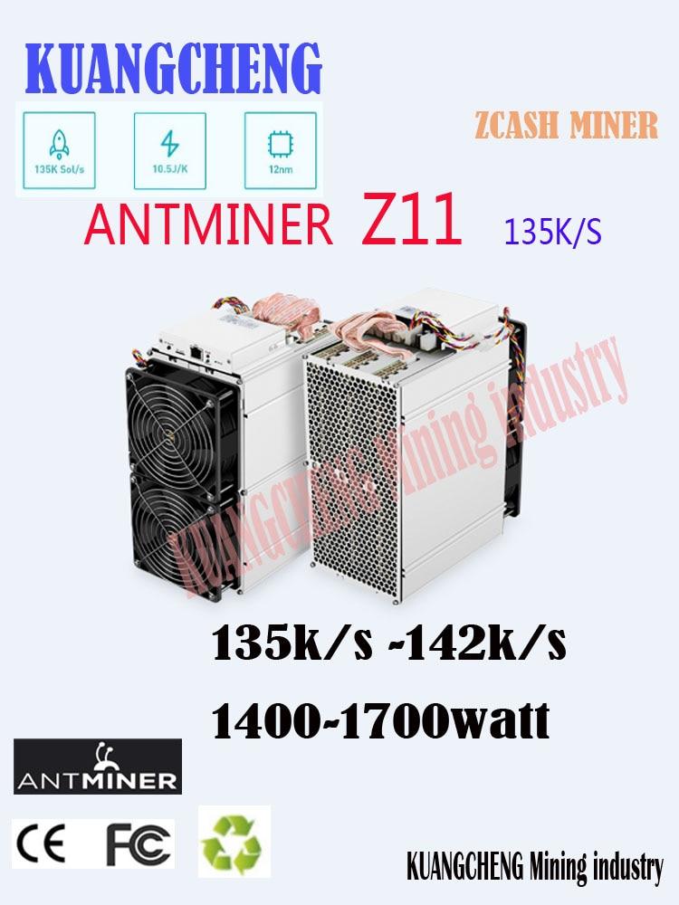 In Stock Antminer Z11…