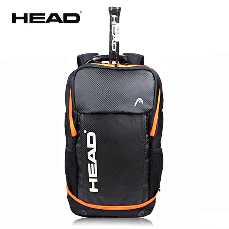 Original Head Tennis Racket Bag Badminton Raquete Sports Bagpack Workout Backpack With Shoes Bag Tenis Masculino Bolsa
