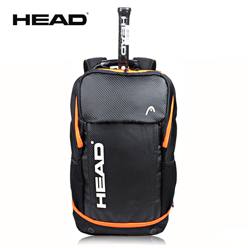 Original Head Tennis Racket Bag Badminton Raquete Sports Bagpack Workout Backpack With Shoes Bag Tenis Masculino Bolsa-in Racquet Sport Bags from Sports & Entertainment    1