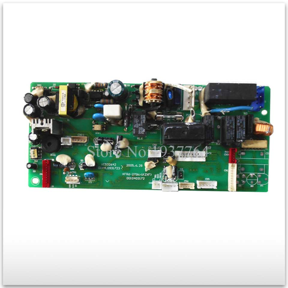 Original good working for Air conditioning computer board circuit board 0010403172 used board original for tcl air conditioning computer board used board