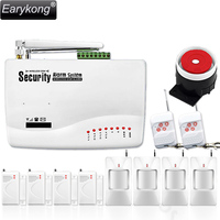 Hot Selling Professional And Stable GSM Alarm System 433M Wireless RF Remote Control Free Shipping