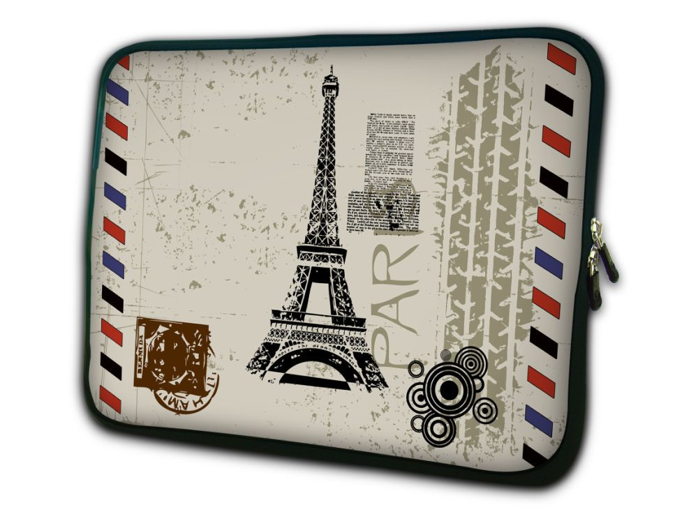 Stamp and Tower 10 Laptop Bag Case Cover For 10.1 Asus Transformer Pad TF300 TF300T TF700