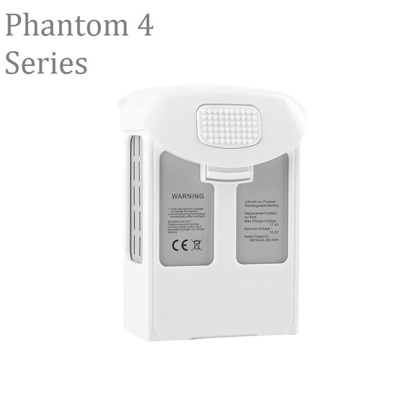 15 2V 5870mAh Intelligent Spare Flight LiPo Battery Replacement Part For DJI Phantom 4 Advanced 4Pro