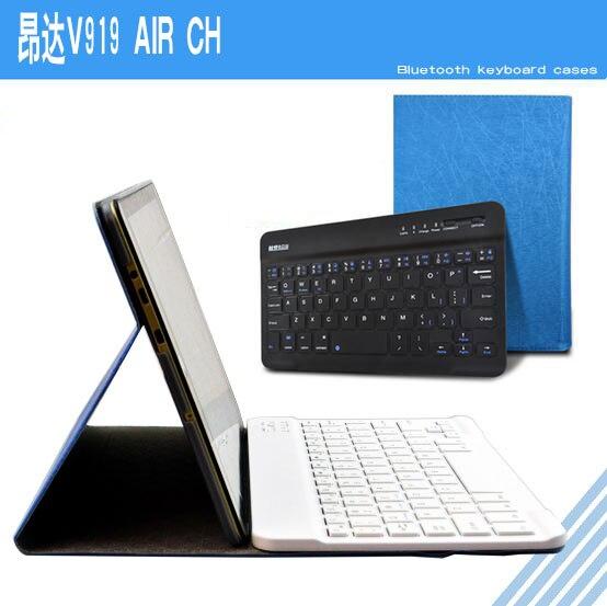 ФОТО Original Brand Keyboard case for Onda V919 air CH tablet pc Onda V919 air CH keyboard case Onda V919  CH keyboard case