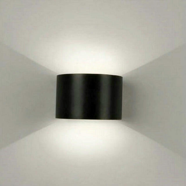 contemporary indoor wall lights front room wall 8pcslot ac110v ac220vac 240v input up down contemporary outdoorindoor ac220v ac outdoor