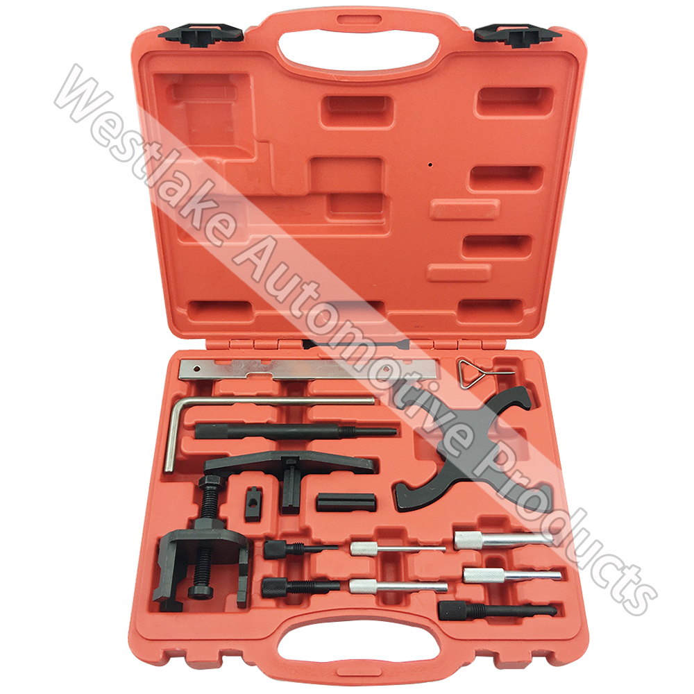 UTOOL Engine Timing Tool Master Kit Engine Tool For Ford 1.4 1.6 1.8 2.0 Di/TDCi/TDDi also for Mazda цена
