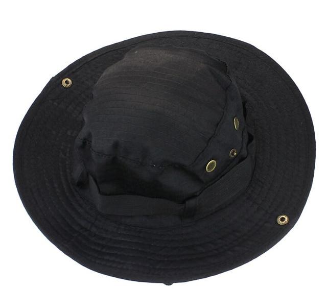 b0ef8d8fc79 NEW Outside Men Women Unisex Hat for Trekking Bucket Hats Sun Cap Round Rim  Hat