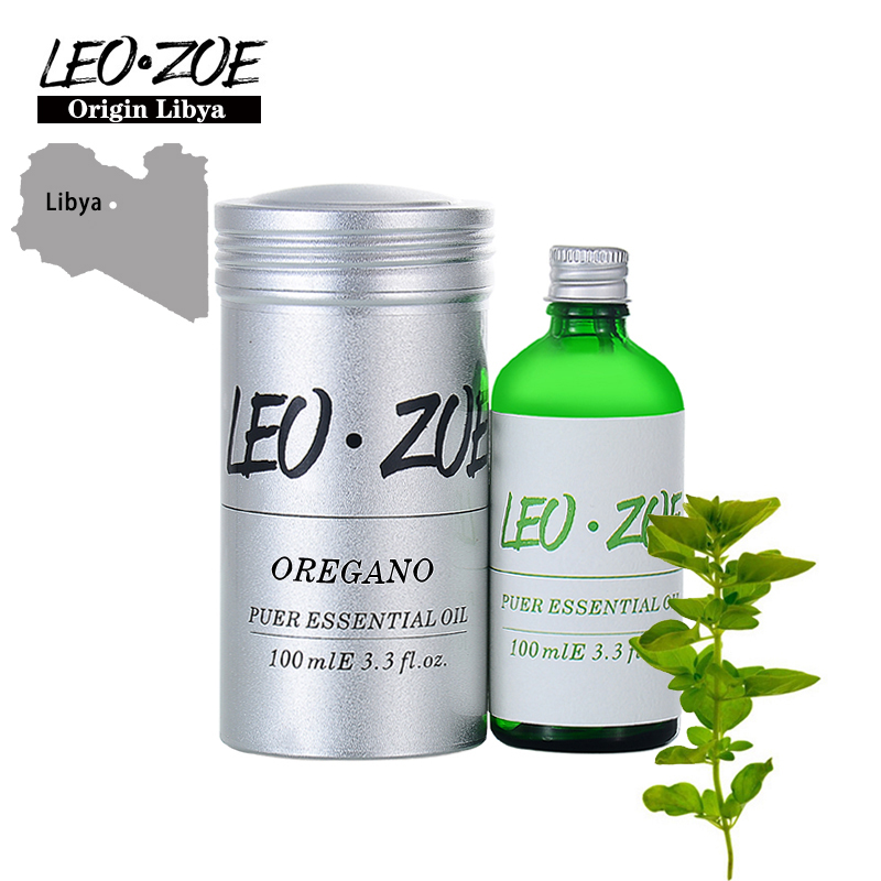 LEOZOE Oregano Essential Oil Certificate Of Origin Libya Authentication High Quality Oregano Oil 100ML Etherische Olie creativity essential oil blend true botanical 100% pure and natural undiluted high quality therapeutic grade blend of rosemary clary sage hyssop marjoram cinnamon 5 ml