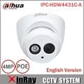 DaHua IPC-HDW4431C-A POE Network IR Mini Dome IP Camera With Built-in Micro Full HD 1080P 4MP CCTV Camera