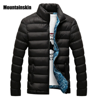 2015 New Winter Jacket Men Cotton Warm Thick Men Waterproof Brand Mens Down Park Men Outwear