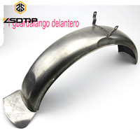 Changjiang Retro CJ K750 Side Car Motorcycle Iron Material Front Wheel Fender Case For Bmw M
