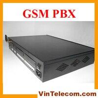 Беспроводной система УАТС из Китая производителя TP416 (2gsm) телефон система АТС с 2 Sims 4 линии x 16 Exts